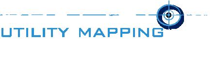 precision utility mapping logo